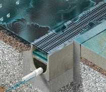 DRAINFIX CLEAN Filtersubstratrinne